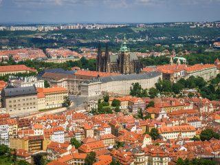 Маршрут по Праге на 1 день