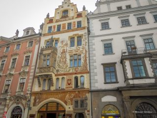 Шторхов дом – дом с Вацлавом и аистами