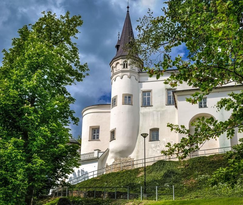 Фридецкий замок