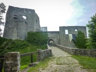 Крепость Гуквалды