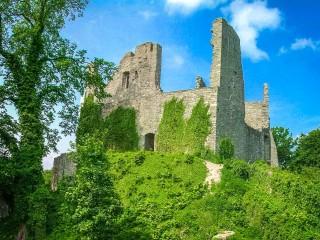 Замки и крепости в окрестностях Остравы