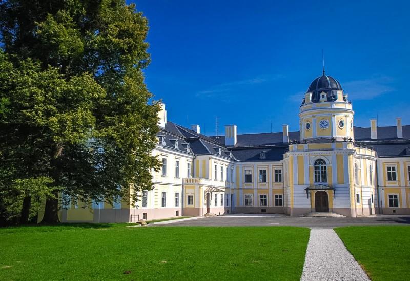 Замок Шилгержовице