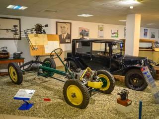 Технический музей Татра в Копршивнице