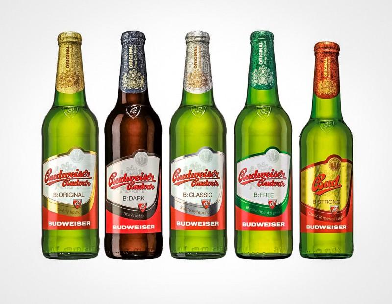 Пиво Budweiser Budvar
