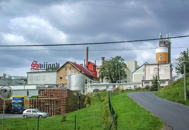 Пивоваренный завод Свияны (Pivovar Svijany)