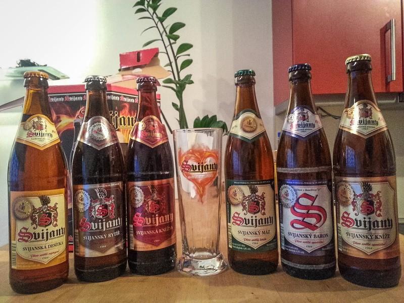 Пиво Svijany