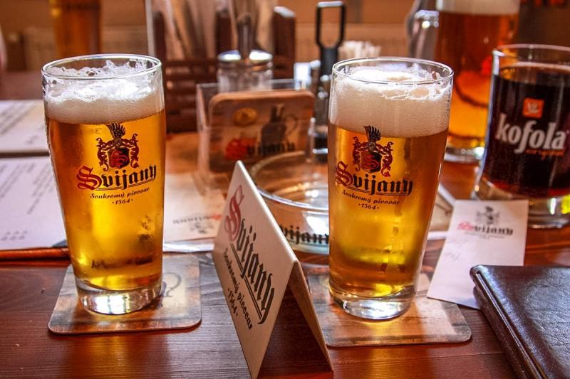 Пиво Свияны
