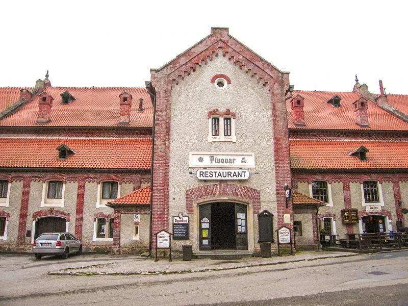 Пивовар Eggenberg