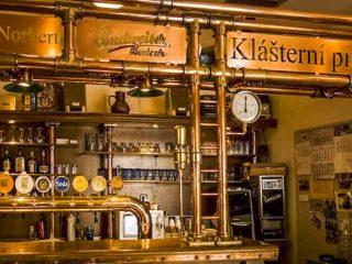 Монастырский пивовар Страгов