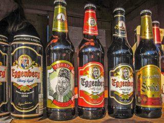 Пивовар Эггенберг