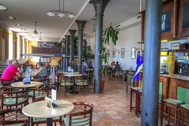 Ресторан, фото Horakvlado