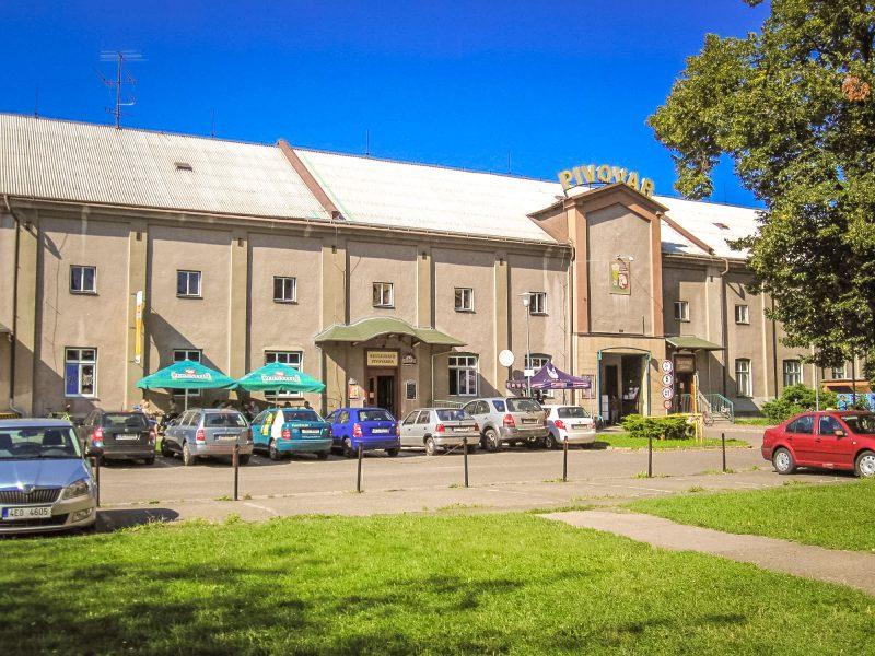 Пивоварня Пернштейн (Pernštejn)
