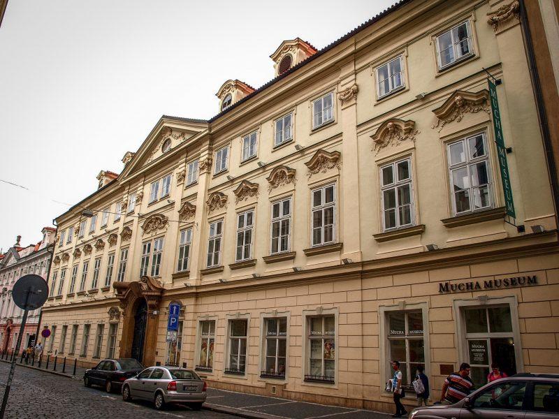 Кауницкий дворец
