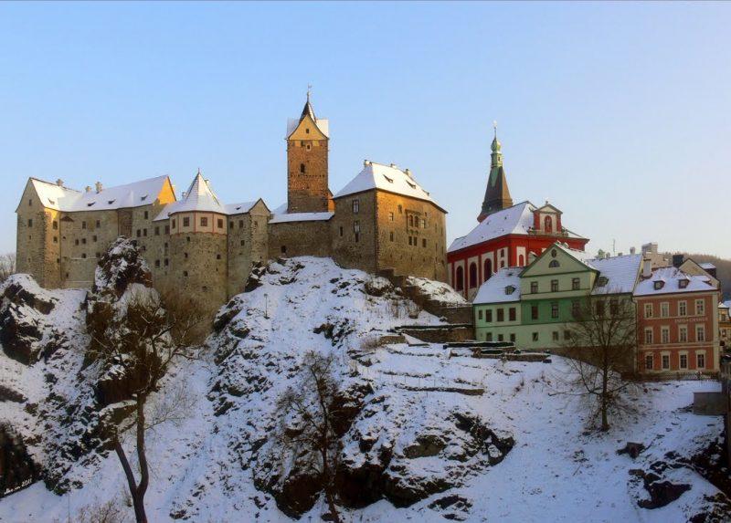 Замок Локет (Фото Jirka Kostal)