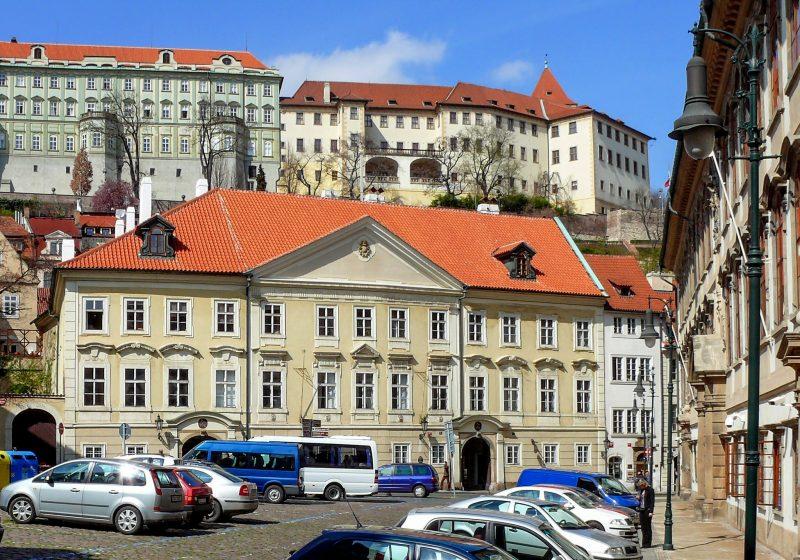 Ледебурский дворец (Ledebourský palác)