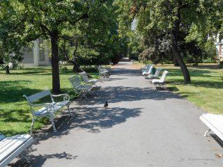 Вояновы сады – самый старый парк Праги
