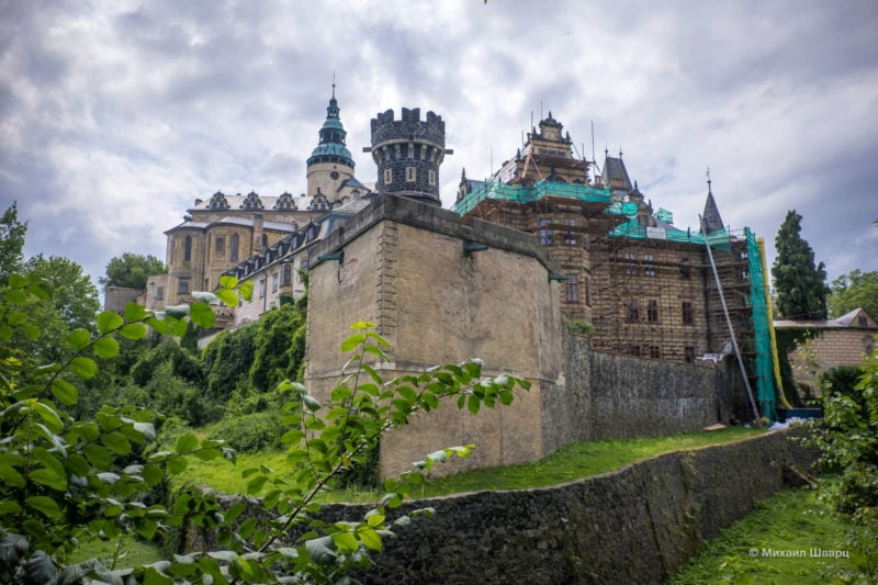 Крепость и замок