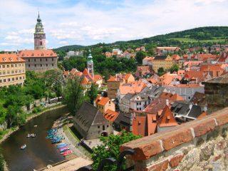 10 красивых городов Чехии