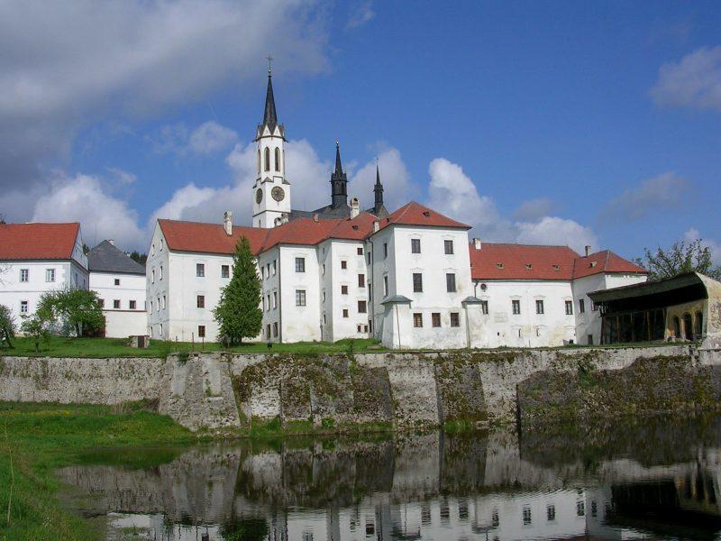 Вышебродский монастырь цистерцианцев – средневековый памятник чешской культуры
