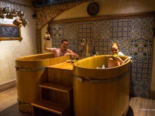 Винные и пивные спа в Праге