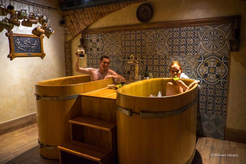 Винные и пивные спа в Праге 10