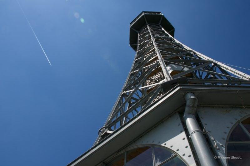 Конструкция башни