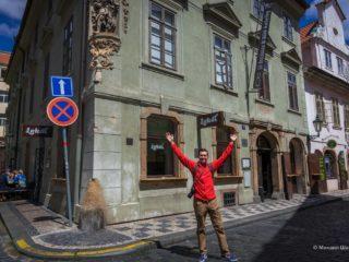 Ресторан Lokál U bílé kuželky
