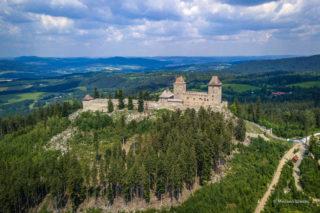 Замок Кашперк