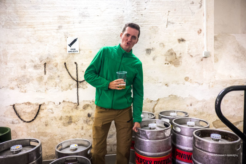 Киншперский пивовар 24