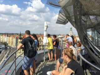 5 лучших смотровых площадок Праги