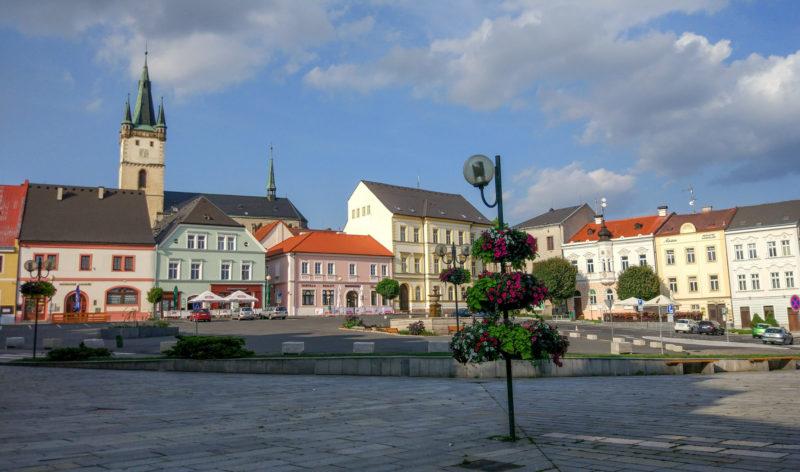 Площадь Республики (Náměstí Republiky),