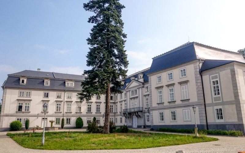Замок Тахов (Zámek Tachov)