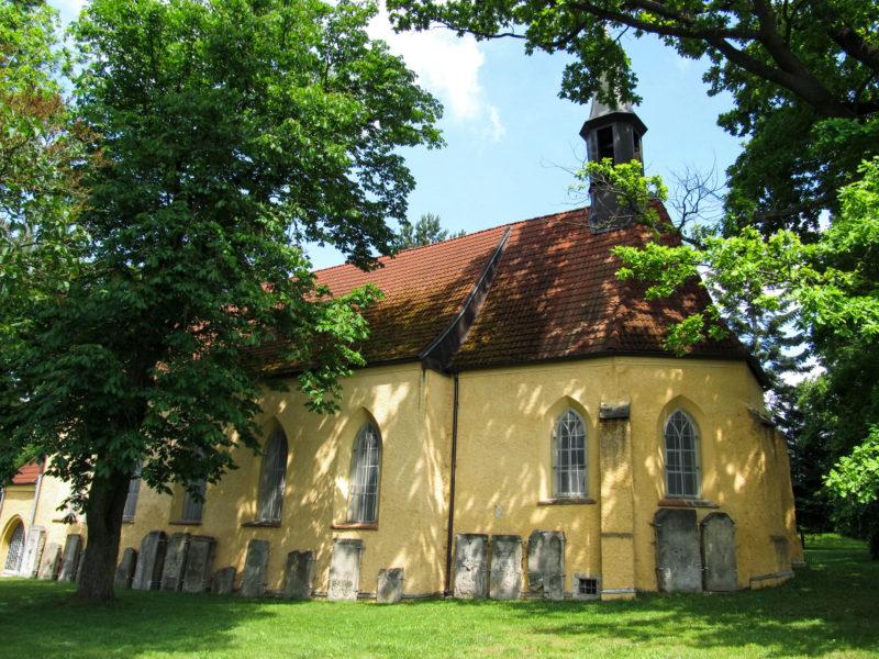 Костёл Святого Вацлава (Kostel svatého Václava)