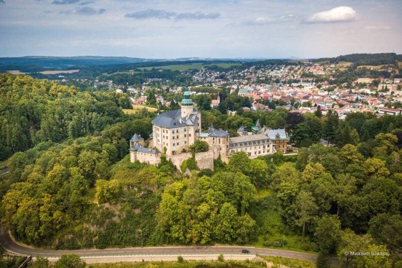 Замок Frydlant