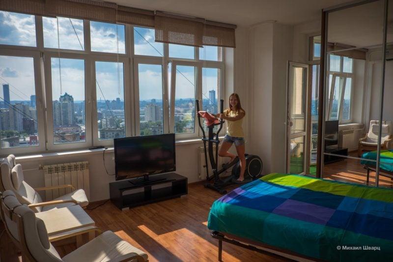 Наша квартира в Екатеринбурге