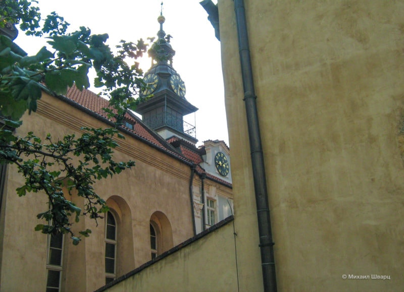 Высокая синагога (Vysoká synagoga)