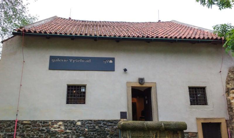 Галерея Вышеград (Galerie Vyšehrad)