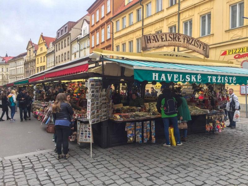 Гавельский рынок(Havelské tržiště)