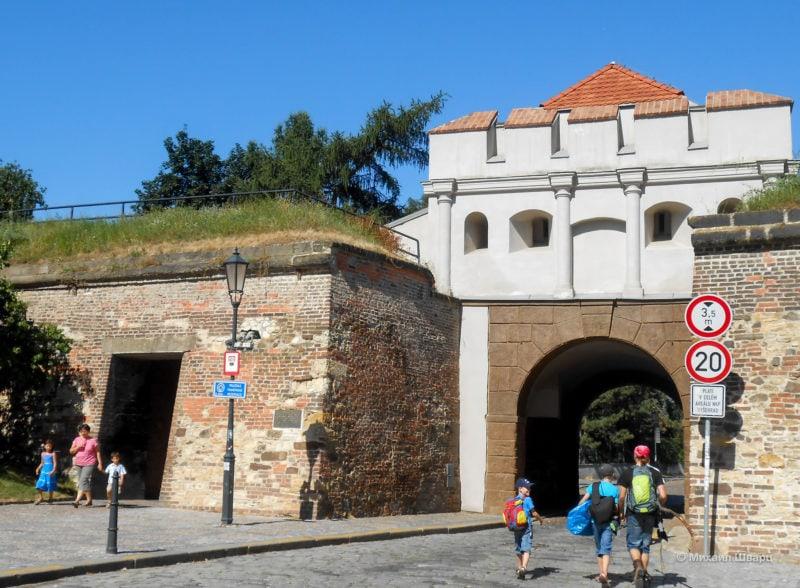 Таборские ворота (Táborská brána)