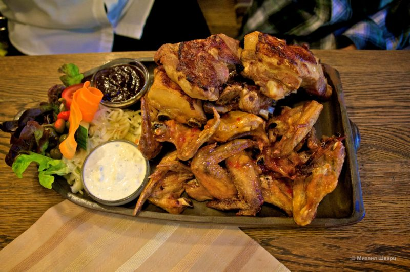Ресторан Kozlovna Apropos