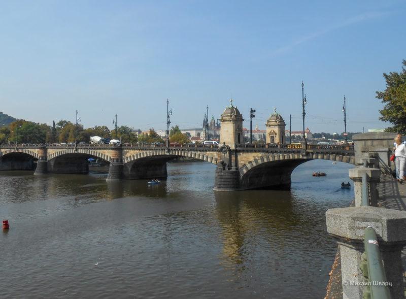 Мост Легии (Most Legií)
