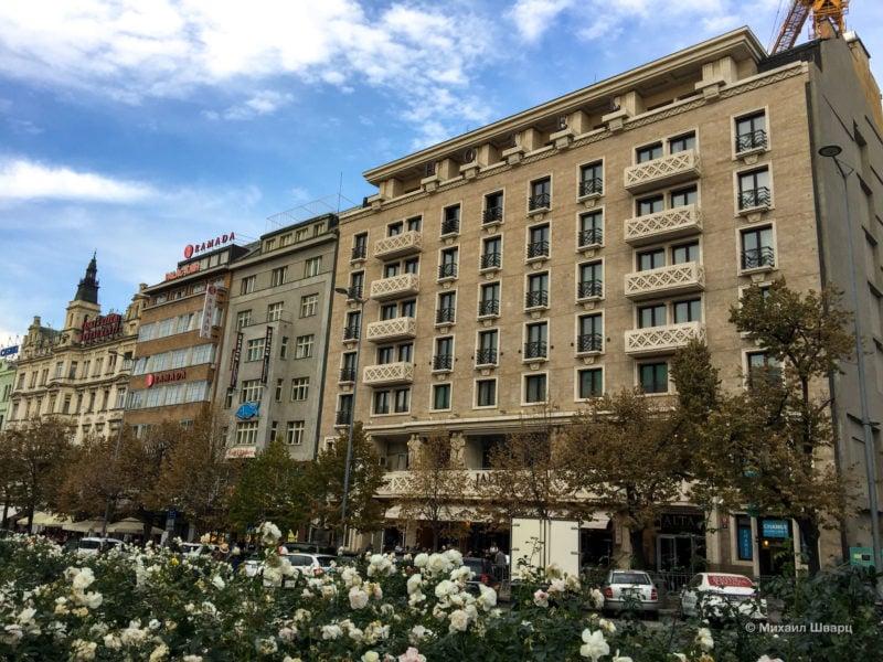 """Отель """"Ялта"""" (Hotel Jalta)"""
