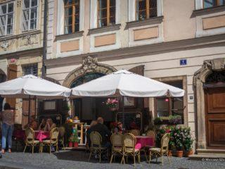 Ресторан U Tří jelínků