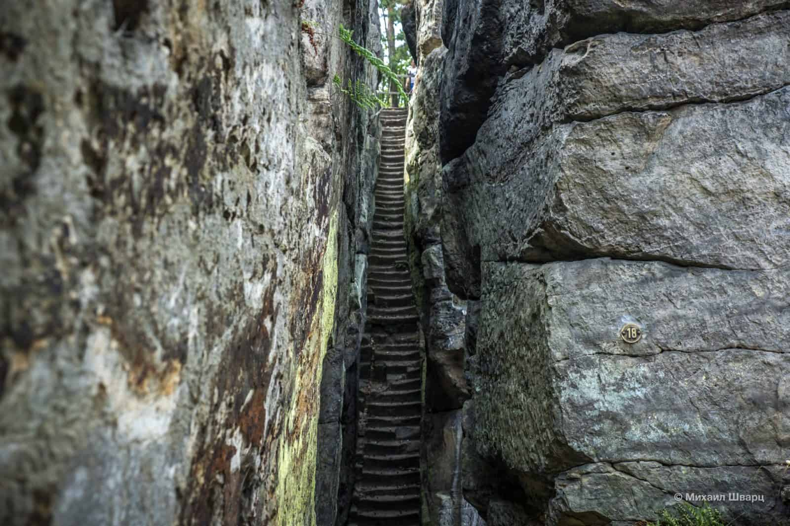 Рыцарская лестница