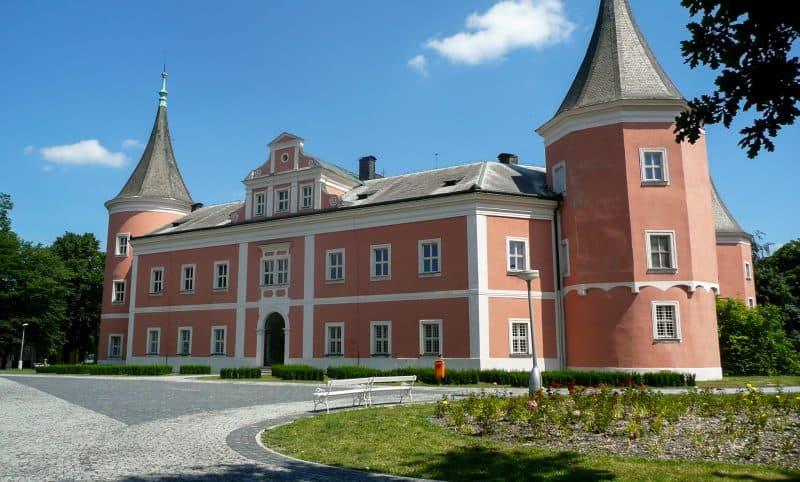 Замок Соколов (Zámek Sokolov)