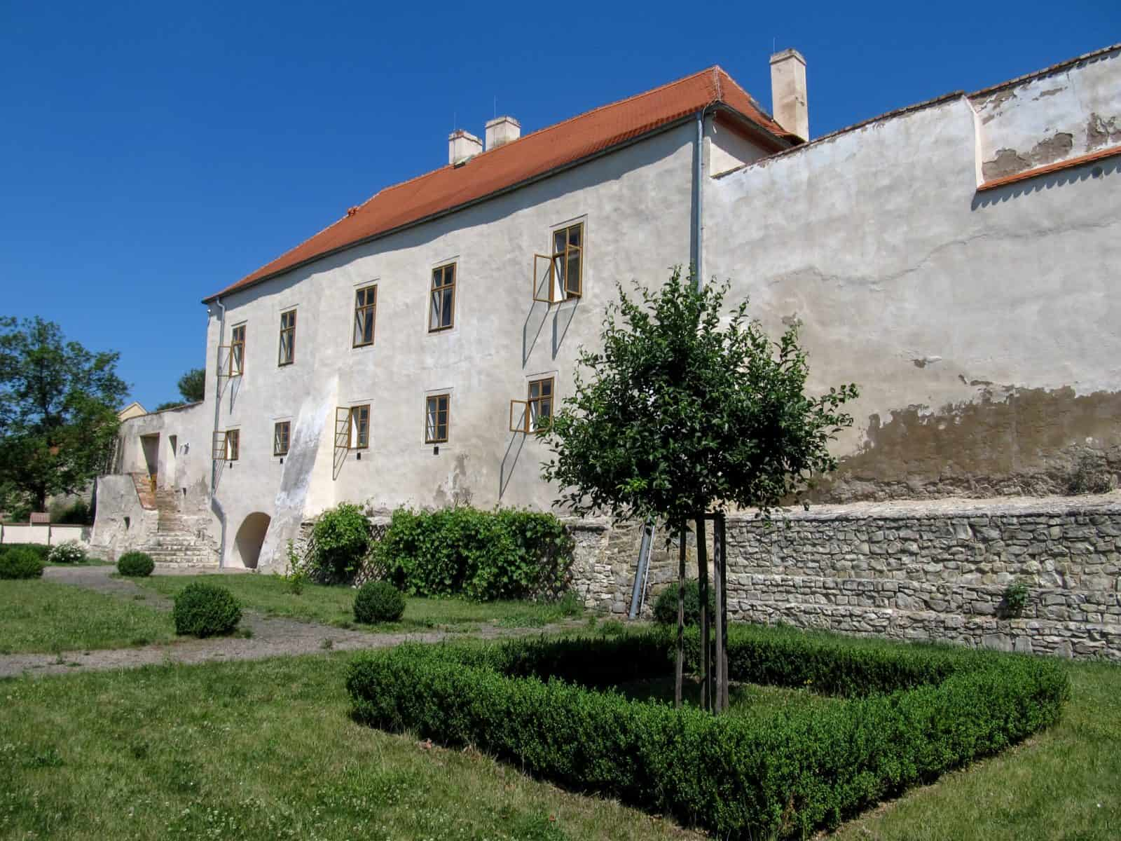 Офисное здание и сад Барборы
